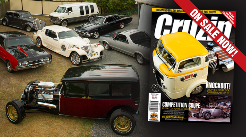 CRUZIN MAGAZINE #202 OUT NOW!