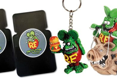 RAT FINK COLLECTABLES AT ARMADALE AUTO PARTS