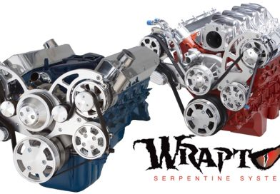WRAPTOR SERPENTINE KITS