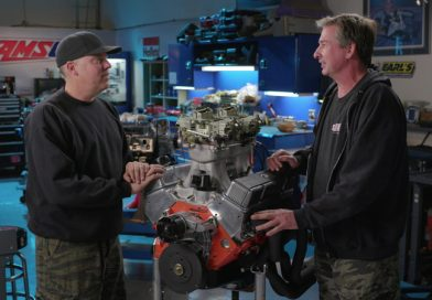 SUMMIT OFFICIAL PARTS RETAILER FOR ENGINE MASTERS VIDEO SERIES