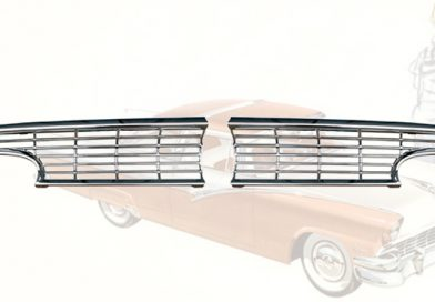 NEW CUSTOMLINE GRILLS AT THE RUBBER CONNECTION