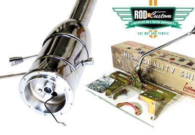 NEW YEAR GEAR FROM AUSTRALIAN ROD AND CUSTOM