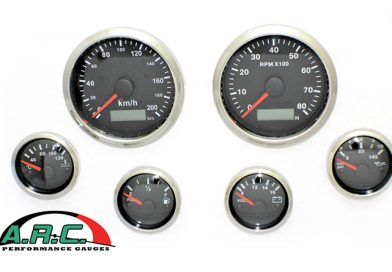 DIAL IN WITH ARC GAUGES FROM AUSTRALIAN ROD AND CUSTOM