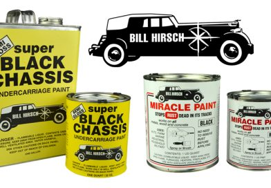 BILL HIRSCH PRODUCTS NOW AT PPC