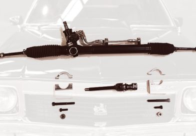 POWER RACK AND PINION FOR TORANA FRONT ENDS