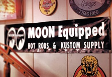 MOON UP AT ARMADALE AUTO PARTS HOT ROD SHOP