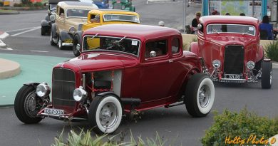 25th YAMBA ROD RUN