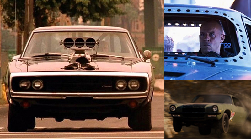 the muscle car anthology of dominic toretto - cruzin magazine
