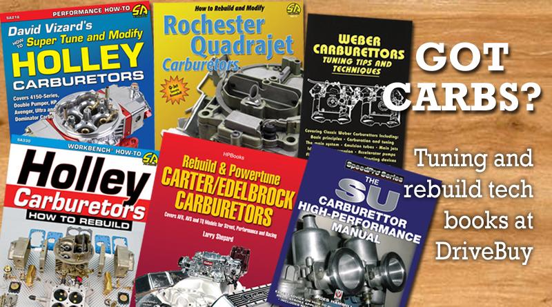 CARBURETTOR REBUILD AND TUNING - Cruzin Magazine