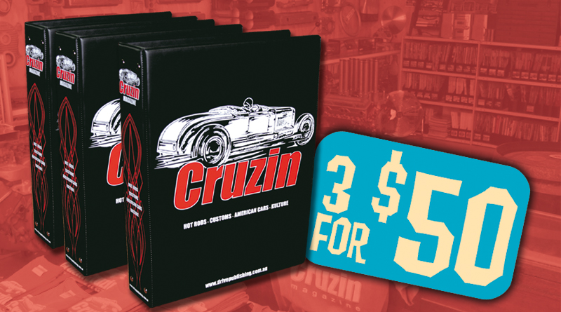 GET ORGANISED WITH CRUZIN MAGAZINE BINDERS