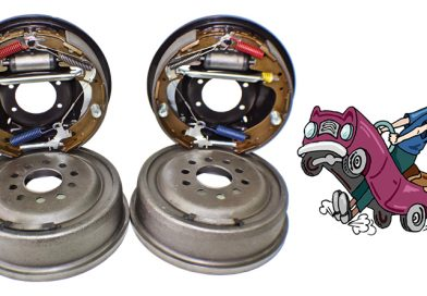 9″ DISC AND DRUM UPGRADES AT AUSTRALIAN ROD AND CUSTOM