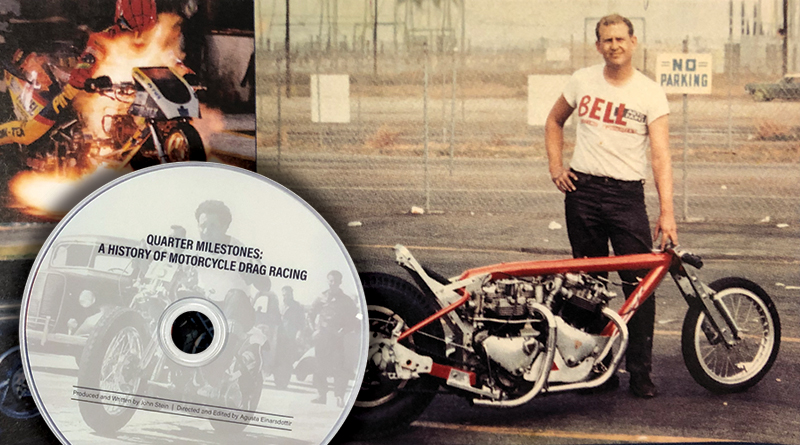 QUARTER MILESTONES DVD BY JOHN STEIN