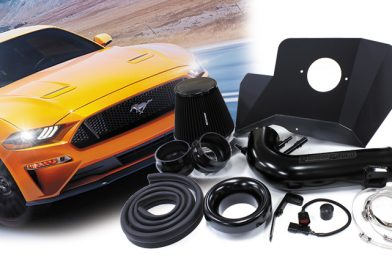 COLD AIR INTAKE FOR LATE MODEL MUSTANGS
