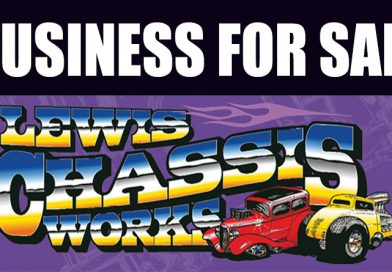 LEADING CHASSIS BUSINESS ON THE MARKET