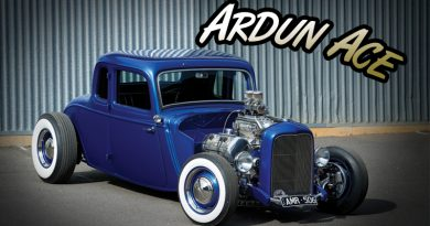 ARDUN ACE – ROGER BROCKWAY'S 1934 FORD COUPE
