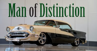 MAN OF DISTINCTION – CRAIG LEUDERS' 1955 OLDSMOBILE 98 HOLIDAY COUPE