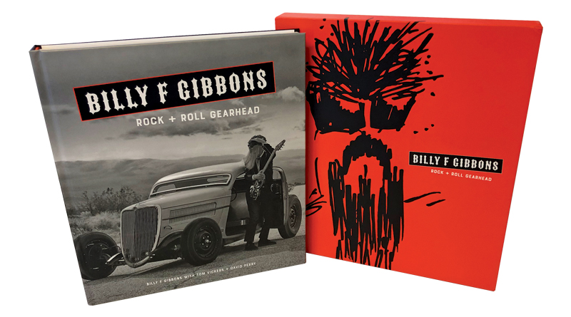 BILLY F GIBBONS; ROCK AND ROLL GEARHEAD