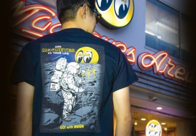 NEW MOONEYES 'ASTRONAUT' TEES AT ARMADALE AUTO PARTS