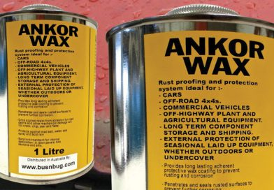 PAMPER YOUR PATINA WITH ANKOR WAX