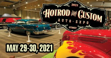 SYDNEY HOT ROD & CUSTOM AUTO EXPO 2021