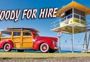 WOODY FOR HIRE – VIC AND FIONA WILSON'S 1940 FORD WOODY WAGON
