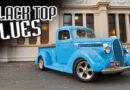 BLACK TOP BLUES – GRAHAM RANDALL 1938 FORD PICKUP