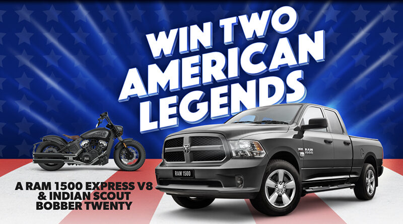 GET A QUOTE, WIN TWO AMERICAN LEGENDS WITH SHANNONS!