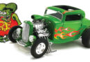 ACME RAT FINK 1932 FORD COUPE 1/18