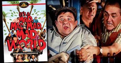 IT'S A MAD, MAD, MAD WORLD (1963) DVD