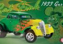 ACME RAT FINK 1933 WILLYS GASSER 1/18