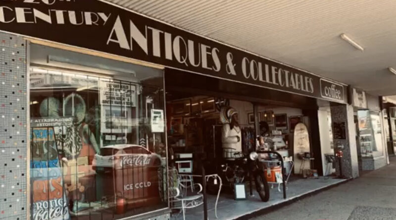 20TH CENTURY ANTIQUES UP AND OUT!